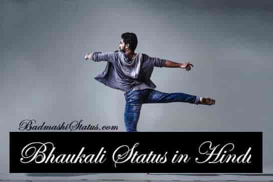 Best 100+ Bhokali Status 2020 – New Bhokali Attitude Status in Hindi