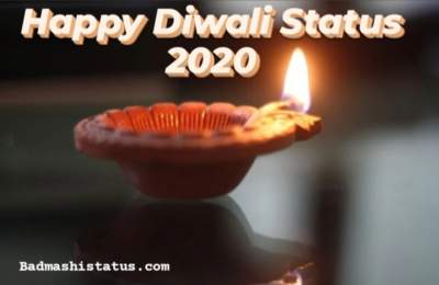 Happy Diwali Status 2020